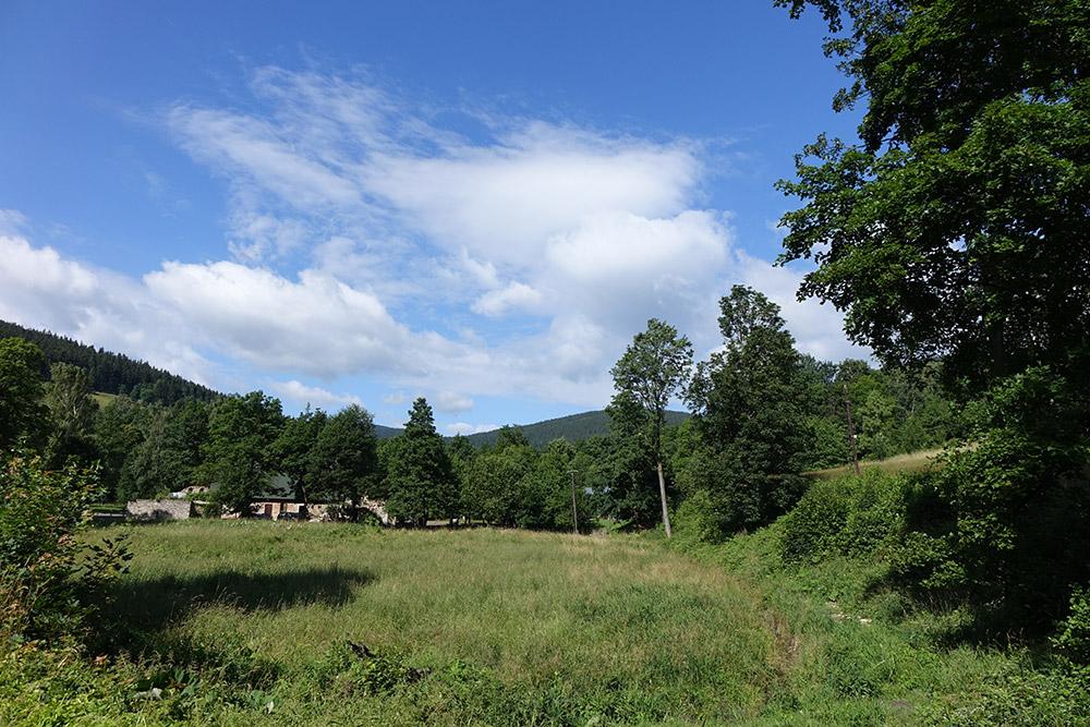 Kletno-zielona dolina